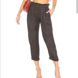Free People brown trouser pants
